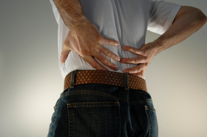 Lower Back Injury