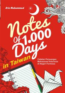 Notes of 1000 days in Taiwan