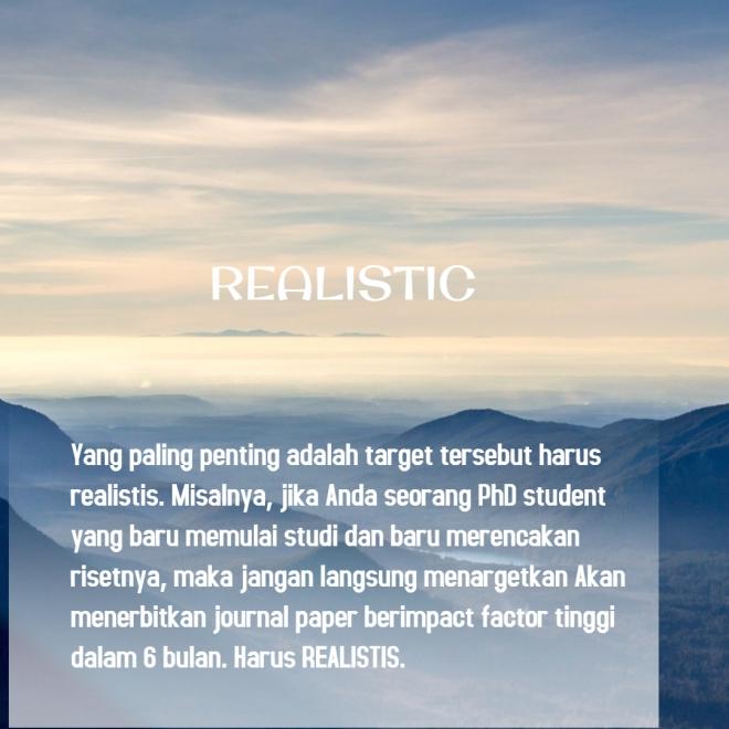 reaslistic